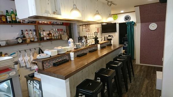 ハナウタカフェ